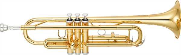 Yamaha Trompete YTR-3335 Lackiert