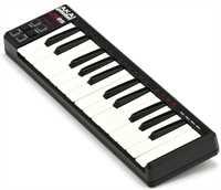 Akai LPK-25 V2 USB Controll Keyboard 25 anschlagdynamische Minitasten