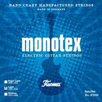 Monotex by Fisoma F2200 Light E-Gitarrensaiten
