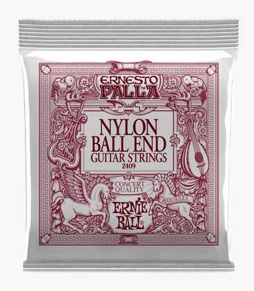 Ernie Ball Ernesto Palla Nylon Ball End 2409