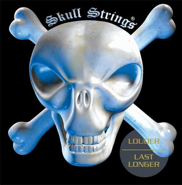 Skull Strings 045-135 5-Saiter Basssaiten