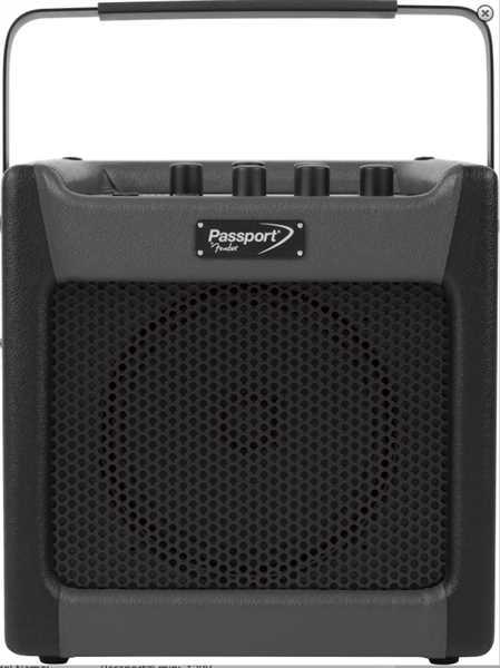 Fender Passport Mini Akustikverstärker 0694606900