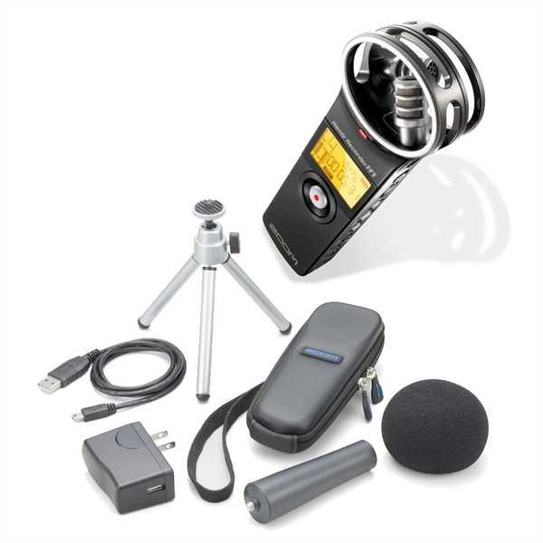Zoom H1 SET - Handy Recorder APH1 Bundle