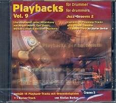 Playbacks für Drummers Vol.9