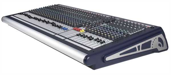 Soundcraft GB 2 32 Kanal Mixer