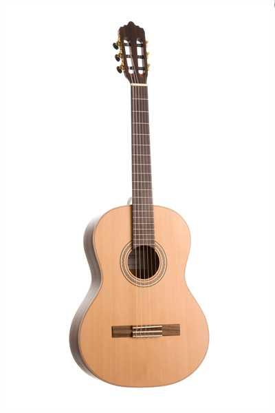 La Mancha Rubi CM/63 Konzertgitarre 7/8 Zeder massiv