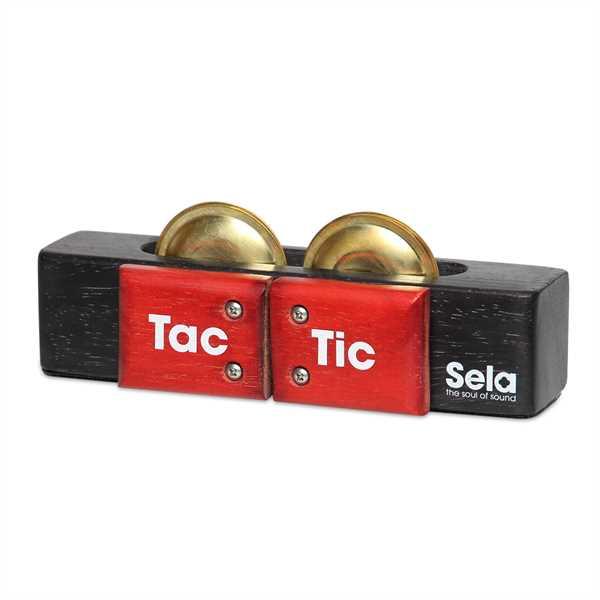 "Sela Tac Tic Das ultimative ""3in1"" Multi-Percussion-Instrument"