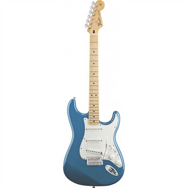 Fender Stratocaster® Mexico Standard MN Lake Placid Blue 0144602580
