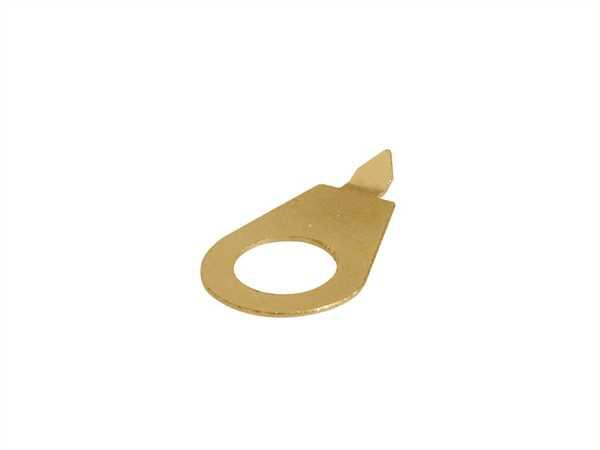 Boston DP-3095 G Potiunterlegscheibe mit Zeiger, Inch, 30°, gold