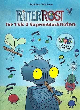 Jörg Hilbert Felix Janosa Ritter Rost : für 1-2 Sopranblockflöten
