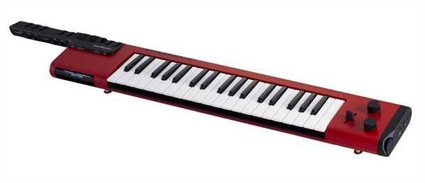 Yamaha SHS500 RD Sonogenic Keytar Umhänge-Keyboard rot