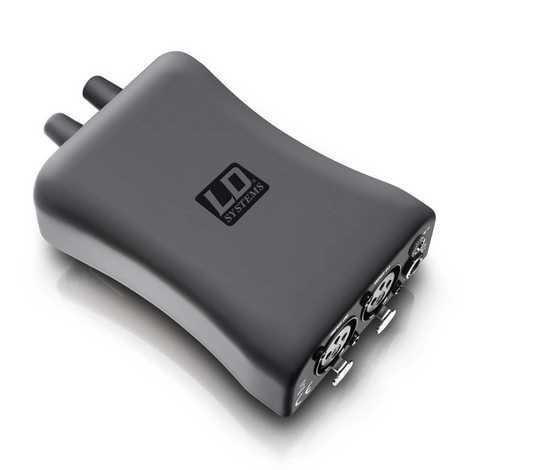 LD Systems - HPA 1 Kopfhörerverstärker