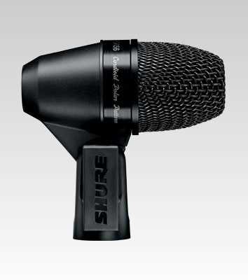 Shure PGA 56 inkl. Mikrofonkabel
