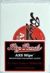 BigBends AXS Wipe Microfiber Poliertuch