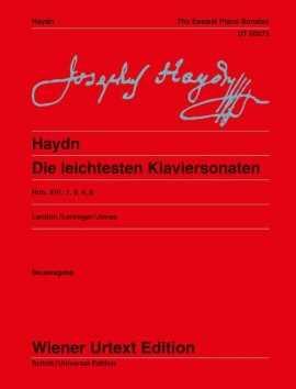 Franz Joseph Haydn Die leichtesten Klaviersonaten