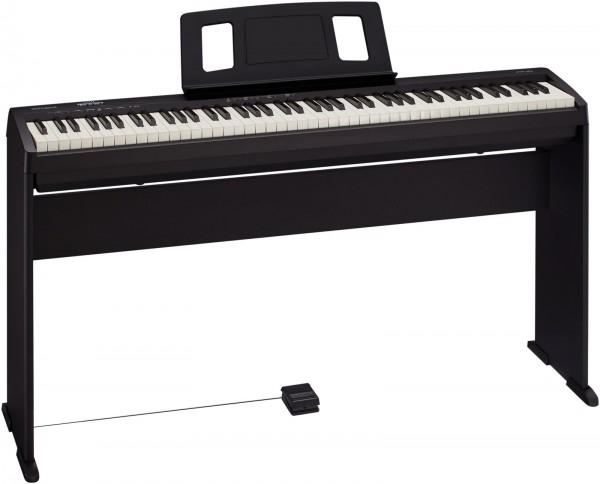 Roland FP-10 Stage-Piano-Set schwarz