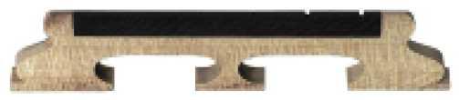 Gewa 547656 Steg für 5-saitiges Banjo, 78mm
