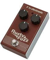TC Electronic Rusty Fuzz Pedal