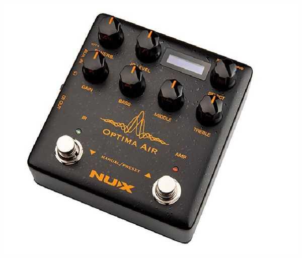 Nux NAI-5 Optima Air Acoustic Guitar Simulator