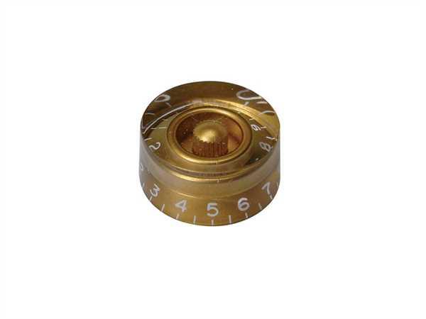 Boston KG-114 Potiknopf, US-Schaft, gold