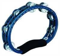 Meinl Hand Tambourine Blau Alu Schellen TMT1A-B