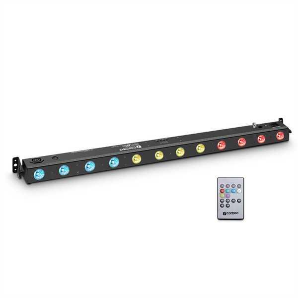 Cameo Tribar 200 12x3W LED-Bar m. DMX und Infrarotferbedienung