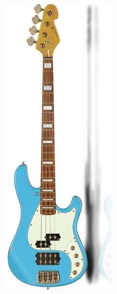 Sandberg California II VM 4-S Marley Blue Soft Aged