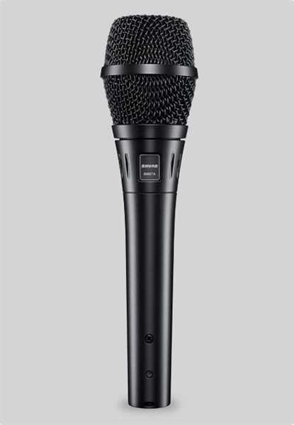 Shure SM 87A Kondensator-Gesangsmikrofon