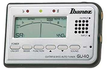 Ibanez GU40-SL Automatisches Stimmgerät