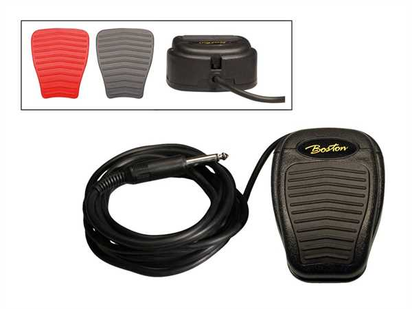 Boston BFS-10 Fußtaster/ Sustainpedal für Effekte, Amps oder Keyboards