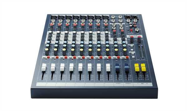 Soundcraft EPM 8 Mischpult