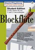 MasterPlayAlong Student Edition 1 Blockflöte