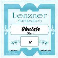 Lenzner 2600 Satz Ukulele-Saiten Sopran Stahl