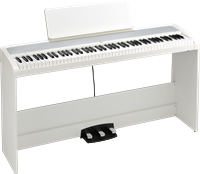 Korg B-2 SP-WH Stage-Piano-Set weiß