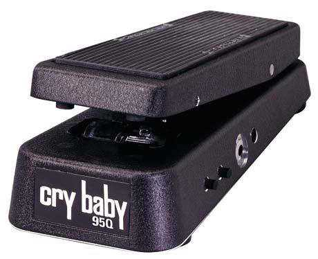Dunlop Cry Baby 95Q Wah-Wah Pedal