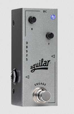Aguilar DB 925 Bass Preamp-Boost Pedal