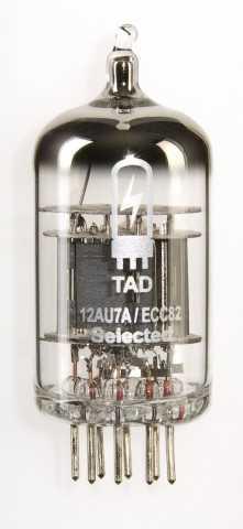 TAD ECC 82/12AU7A TAD-Tubes Prem. Select. RT005