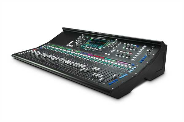 Allen & Heath SQ7 - Digitalmischpult