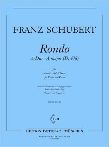 Franz Schubert Rondo A-DUR für Violine und Klavier
