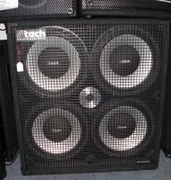 Tech Soundsystems Classic LT4000 Bassbox Ausstellungsstück