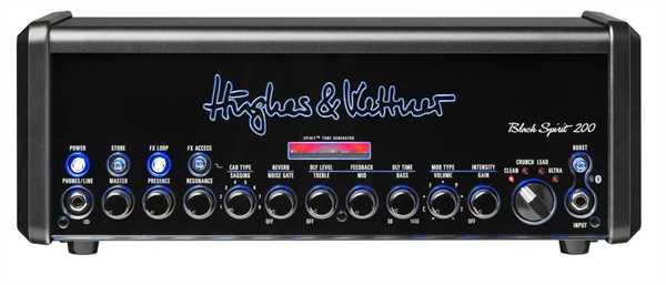 Hughes & Kettner Black Spirit 200 Head