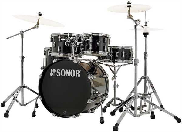 Sonor AQ1 Stage Set PB Piano Black
