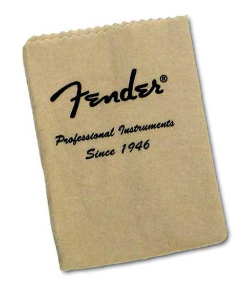 Fender Poliertuch Untreated