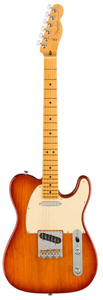 Fender AM Pro II Telecaster SSB