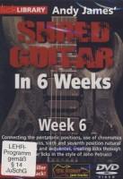 James Shred Guitar 6 Weeks WK 6 DVD