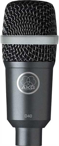 AKG D 40 Instrumental-Mikrofon