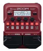 Zoom B1Four Multieffektgerät