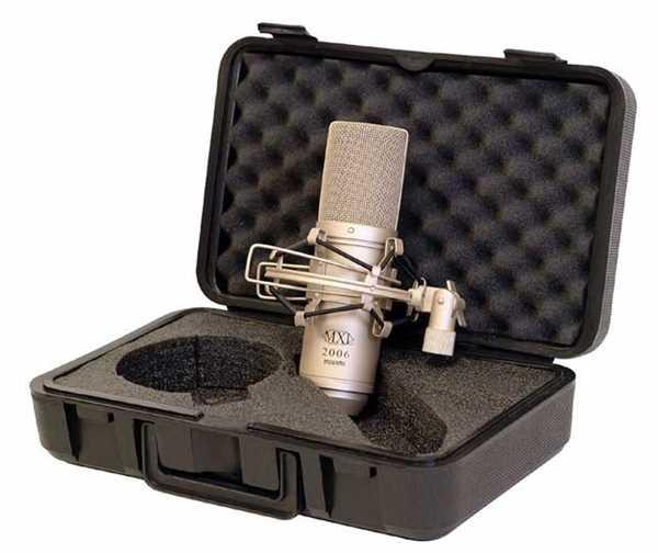 MXL 2006 Studiomikrofon Großmembran Niere