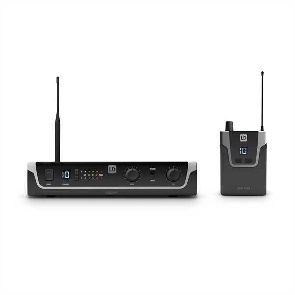 LD Systems U308 IEM In-Ear Monitorin-System