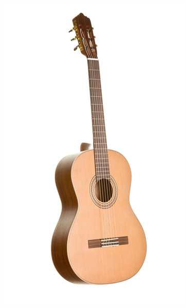 La Mancha Rubi CM Konzertgitarre 4/4 Zeder massiv